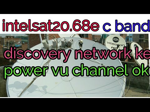 Intelsat 20 | Full Channal List and Full Information  Sony