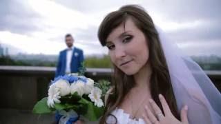 Панк рок свадьба клип/ikinoitv