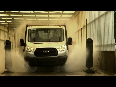 Ford  Transit Kombi  Фургон класса M - рекламное видео 3