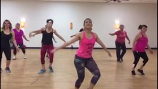 """Despacito"" Reggaeton Zumba Mind and Body Strong"