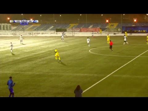 2003 г.р.: Cтрогино - Нижний Новгород - 3:1 / Тов. матч