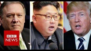 Mike Pompeo: CIA chief made secret trip to North Korea - BBC News