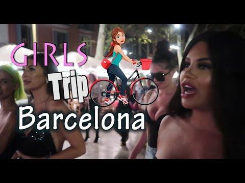 Girls Trip Barcelona