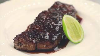 Nick's Teriyaki Sirloin Steak