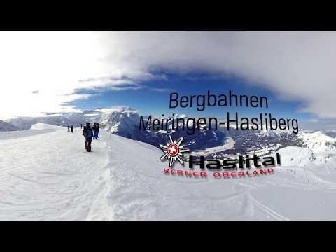 Bergbahnen Meiringen Hasliberg