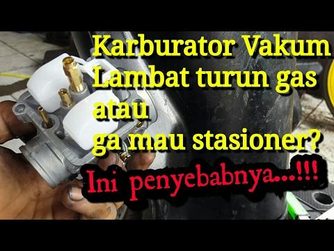 Karbu Error | Karburator Type Vakum | Ganti Karburator PE26