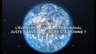 4e World Wellness Weekend: Préparez votre Weekend Mondial du bien-être 19 et 20 septembre 2020
