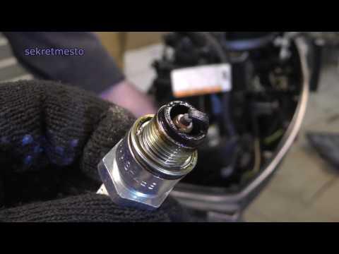 Как самостоятельно сделать техническое обслуживание лодочного мотора