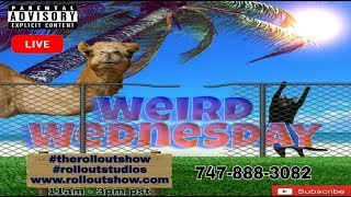 Weird Wednesday 6-6-18 w/ TDP & Jovan Dawkins