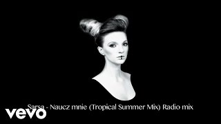 Sarsa - Naucz Mnie - Tropical Summmer Mix - Radio Mix