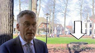 Hans Janssen vindt molensteen terug