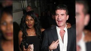 Ex-Girlfriend Sinitta Reduced to Tears at Simon Cowell Baby News - Splash News   Splash News TV