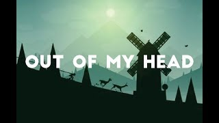 CHVRCHES - Out Of My Head ft. WEDNESDAY CAMPANELLA (Lyrics)