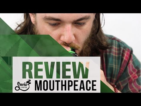 MouthPeace Slim Silicone Mouth Piece on Youtube