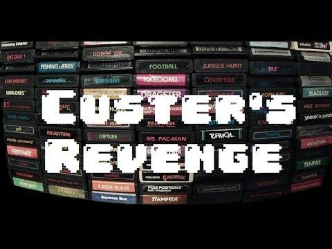 Custer's Revenge - Atari Mini Review