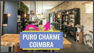 Coimbra - Onde Se Hospedar - O Sapientia Boutique Hotel