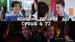 143 Reasons To Love Cyrus & Tj | Their Story {2x03 - 3x20}