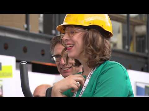 Building Holland 2016 - Overzicht dag 1