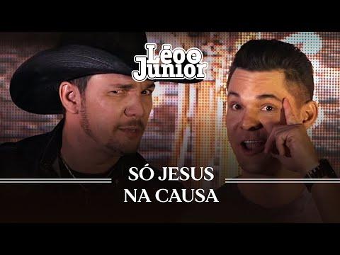 Música Só Jesus Na Causa