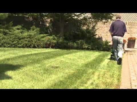 Scotts Turf Builder EdgeGuard Mini Broadcast Spreader  Patio, Lawn & Garden