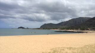 preview picture of video 'Pokai Bay Beach Park Waianae, HI 96792'