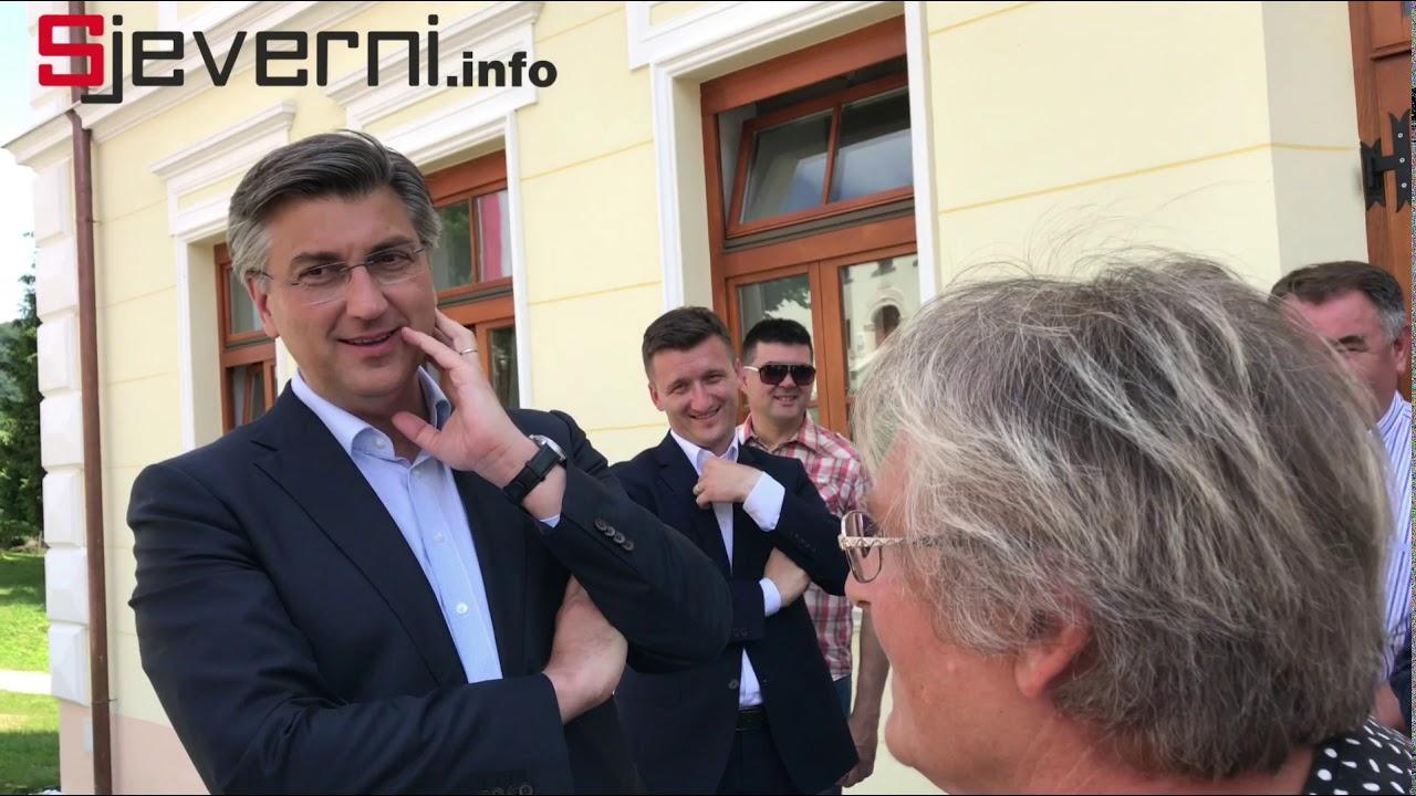 Premijer Plenković u Bednji uz bednjansku pjesmu
