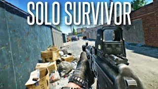 THE SOLO SURVIVOR - Escape From Tarkov