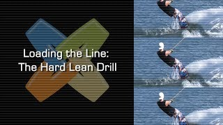#12 Boat Wakeboard Intermediate – The hard line drill