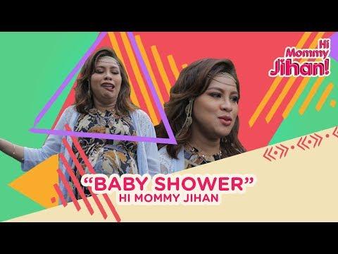 Hi Mommy Jihan | Sorotan di Majlis 'Baby Shower'... pasangan Jihan Muse & Ungku Hariz