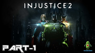 INJUSTICE 2 Gameplay (Android/iOS) Video Trailer - PART 1