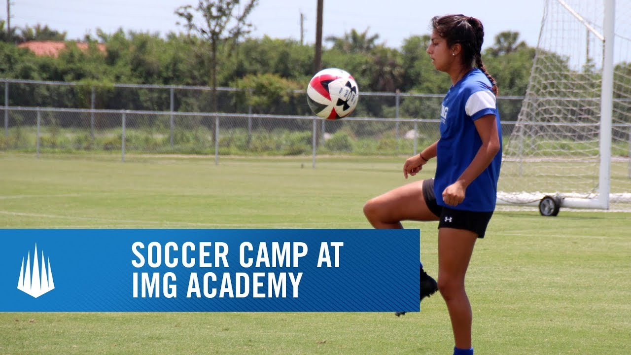 Img: Girls Soccer Academy