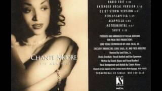 Chante Moore - It's Alright (Remix Quiet Storm Version)