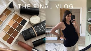 A Day In The Life: The Last Vlog & Maternity Update | The Anna Edit