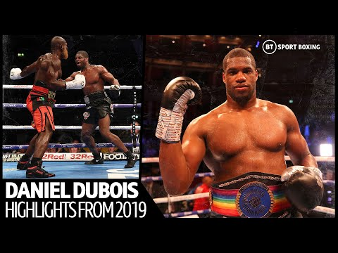 5 fights, 5 knockouts! Daniel Dubois 2019 highlights