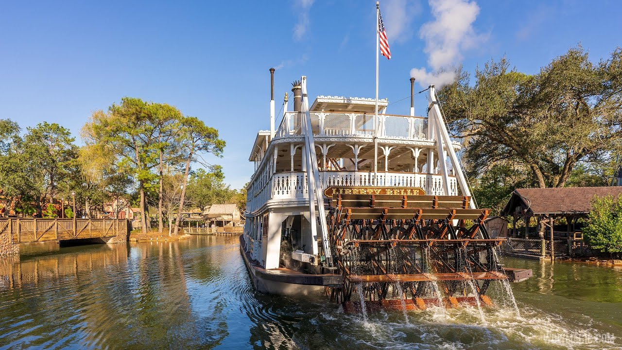 Liberty Belle returns to the Magic Kingdom