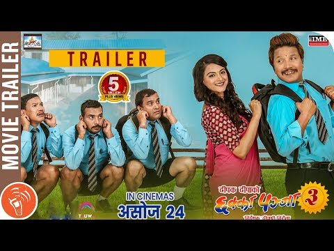 Nepali Movie Chhakka Panja 3 Trailer