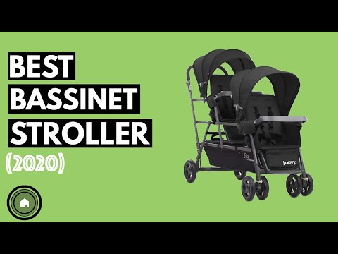 Bassinet Stroller: Top 5 Best Bassinet Strollers 2020 (NEW)