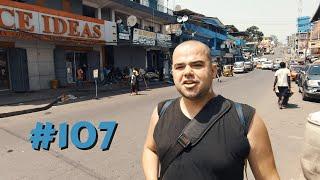 107 Przez Świat na Fazie – Tiwai Island | Droga do Liberii | Sierra Leone , Liberia