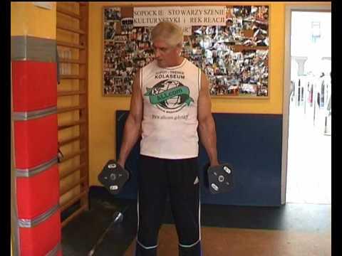Jak zacisnąć mięśnie pleców na siłowni