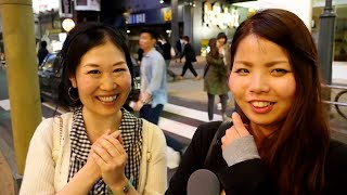 What Japanese Think of Low Birth Rate in Japan (Interview)