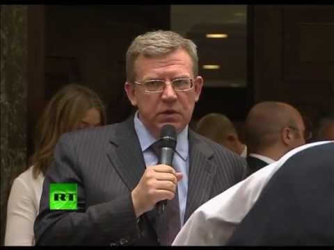 Кудрин выступил перед Медведевым после отставки