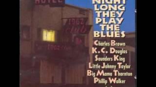 Saunders King, S K  Blues