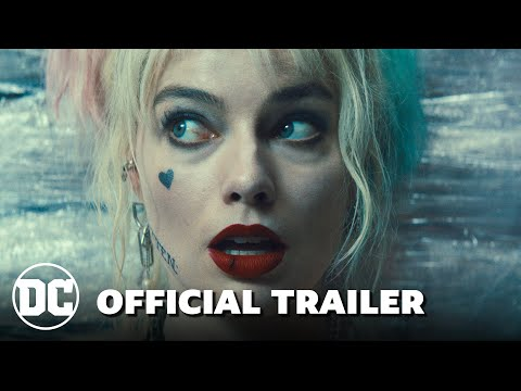 Birds Of Prey: Trailer 2