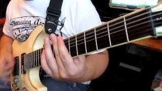 Chunk! No, Captain Chunk! - Taking Chances (Guitar Cover) / Schecter Blackjack ATX C-7
