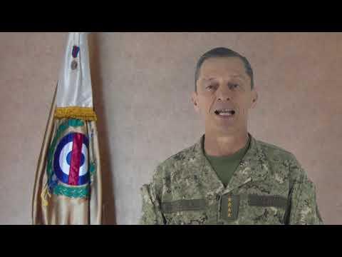 Mensaje del Comandante en Jefe del Ejército