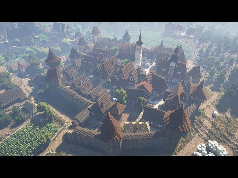 Medieval town map pack 1. 12. 2/1. 11. 2 for minecraft 9minecraft. Net.