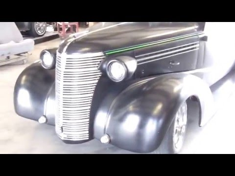 1938 Chevy StreetRodding.com 12/10/2015