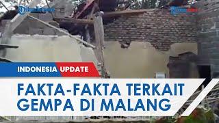 Fakta-fakta Gempa Magnitudo 6,7 yang Guncang Malang, Benarkah Berdampak ke Aktivitas Gunung Merapi?