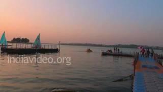 Boating in Upper Lake, Bhopal