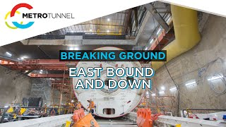 Breaking Ground: Launching TBMs at Anzac Station